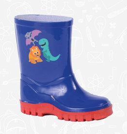 UKD Dinosaur Wellington Boots (W231C)