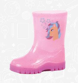 UKD Unicorn Sparkle Wellington Boots (W216PK)