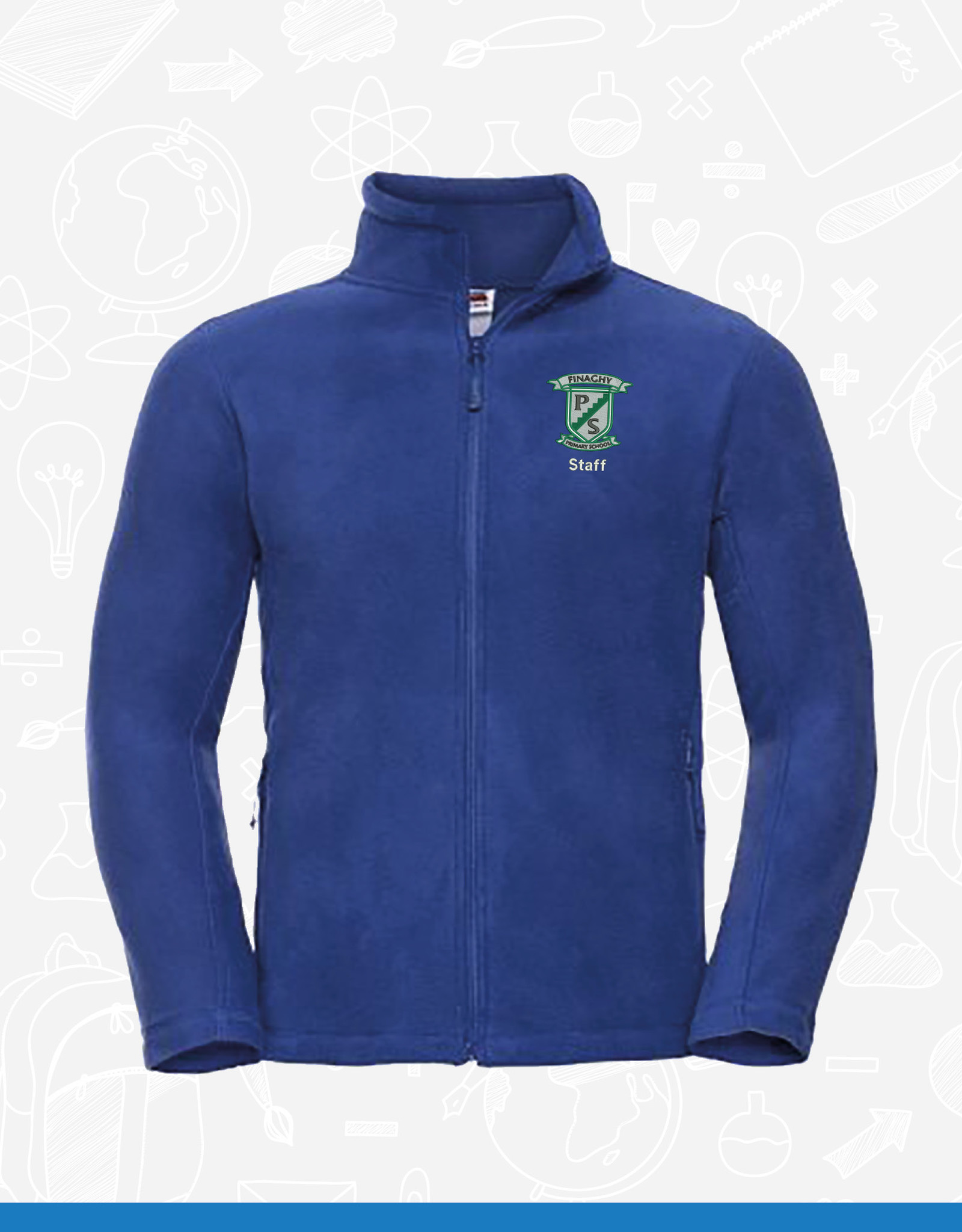 Russell Finaghy Primary Staff Fleece (870M)