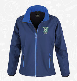 Russell Finaghy Primary Staff Ladies Soft Shell (RS231F)