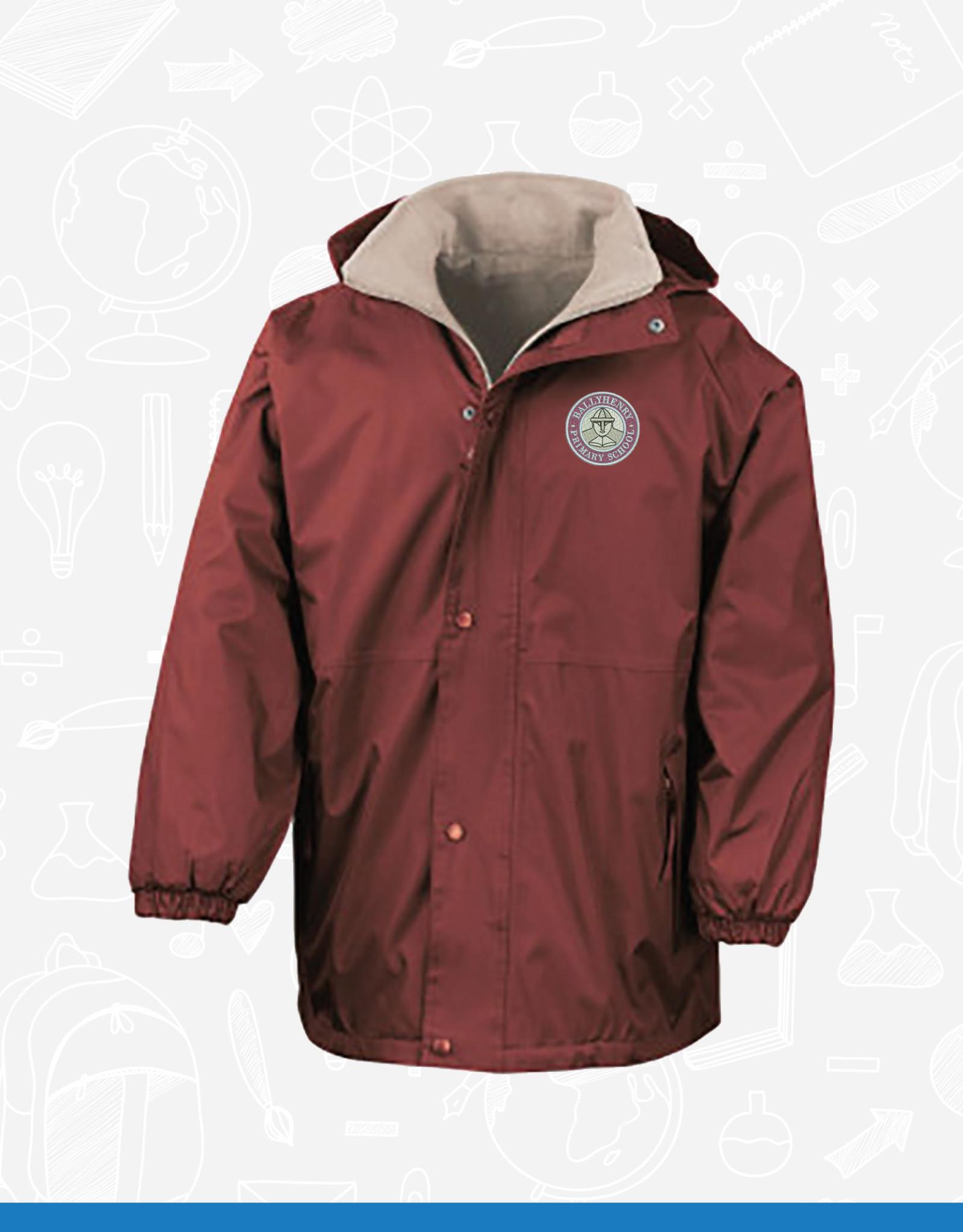 Result Ballyhenry Primary Staff Waterproof Jacket (RS160)