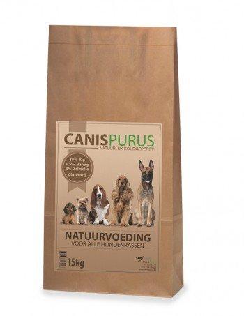Canis Purus Canis Purus brokken kip 5kg