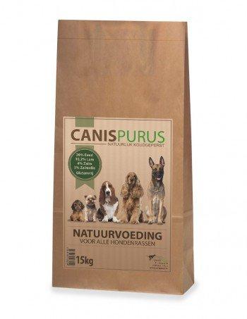 Canis Purus Canis Purus brokken eend 5kg