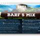 Raw4Dogs Barf 5 mix KVV