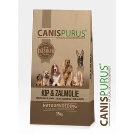 Canis Purus Canis Purus brokken kip 15kg