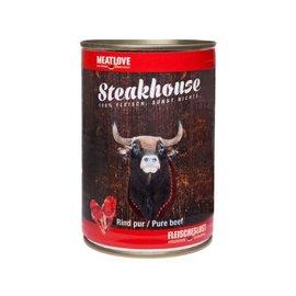 MeatLove Meatlove Steakhouse blik 410 gr - beef