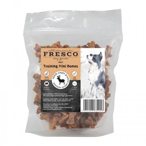 Fresco Fresco training mini bones hert 150 gr
