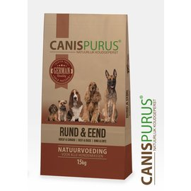 Canis Purus Canis Purus brokken rund 15kg