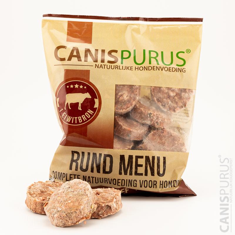 Canis Purus Canis Purus burgers rund 800gr