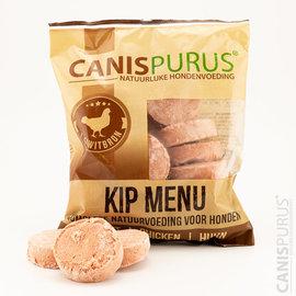 Canis Purus Canis Purus burgers kip 800gr