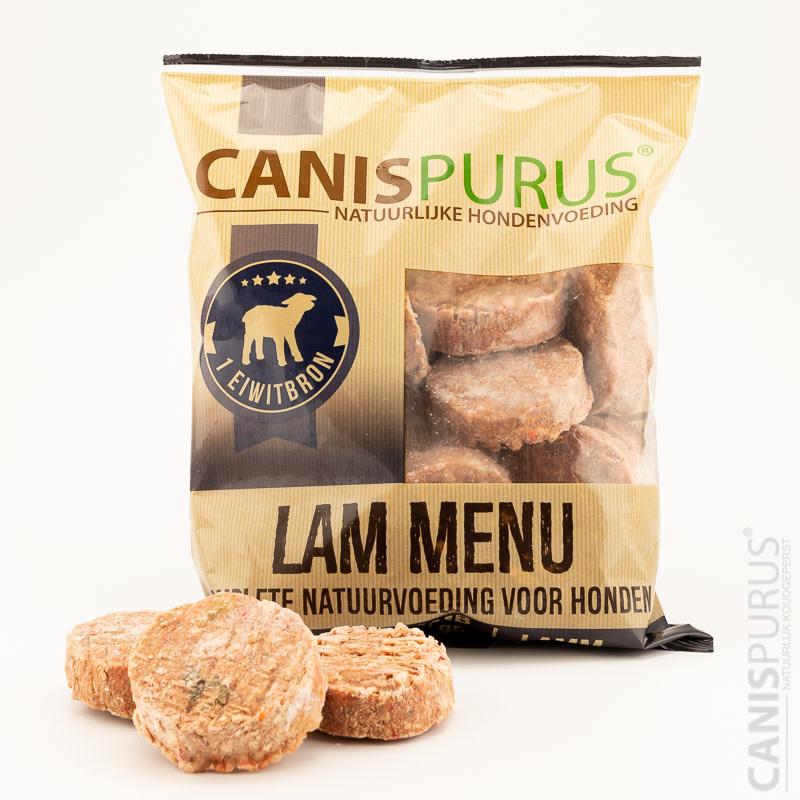 Canis Purus Canis Purus burgers lam 800gr