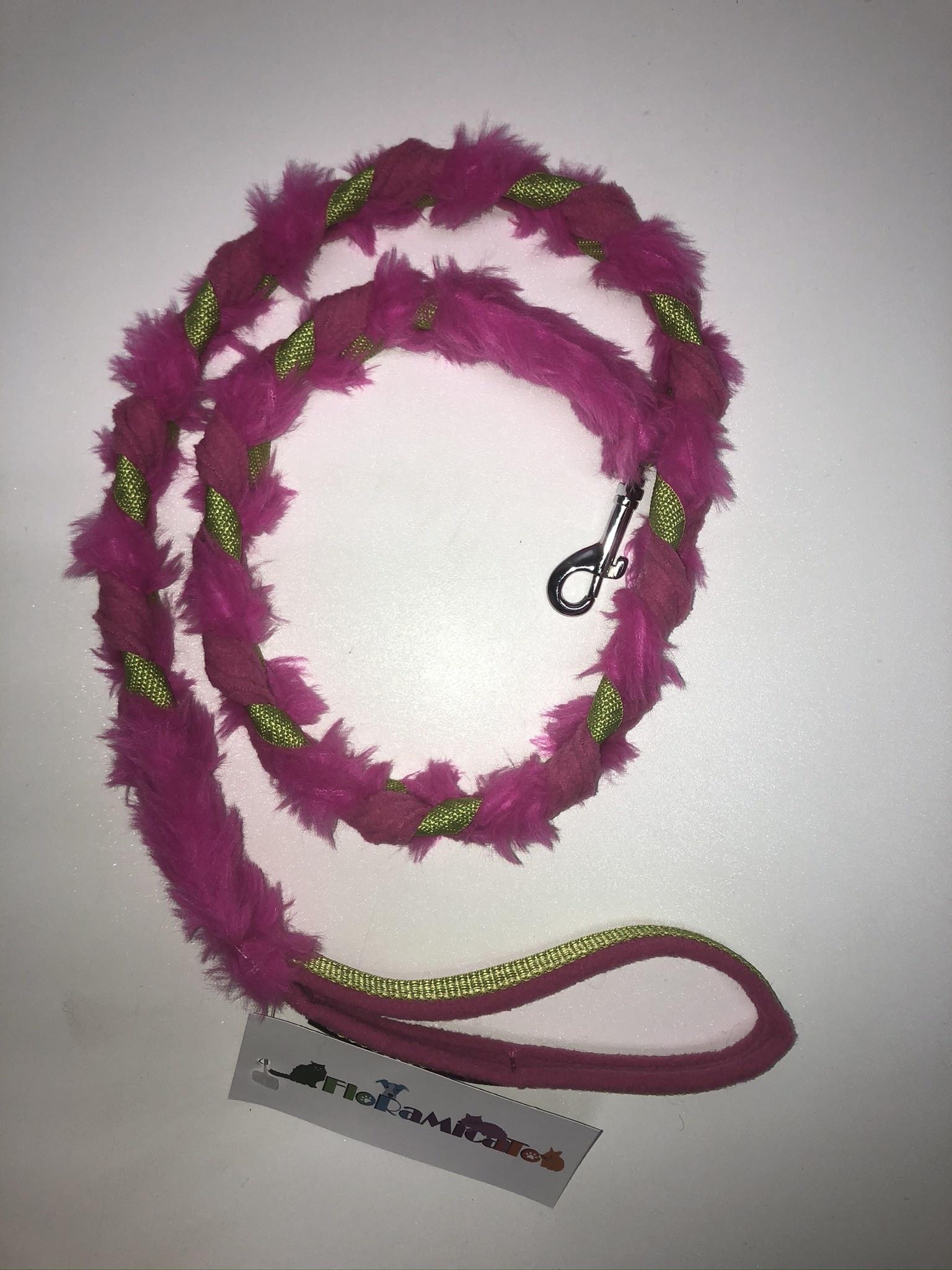 Floramicato Floramicato Fluffy leash M