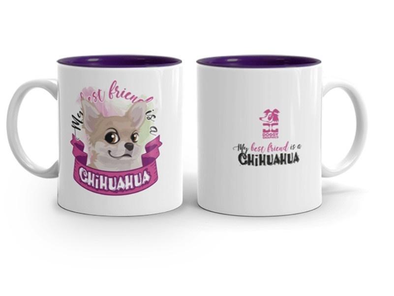 Doggygraphics DG mok best friend Chihuahua
