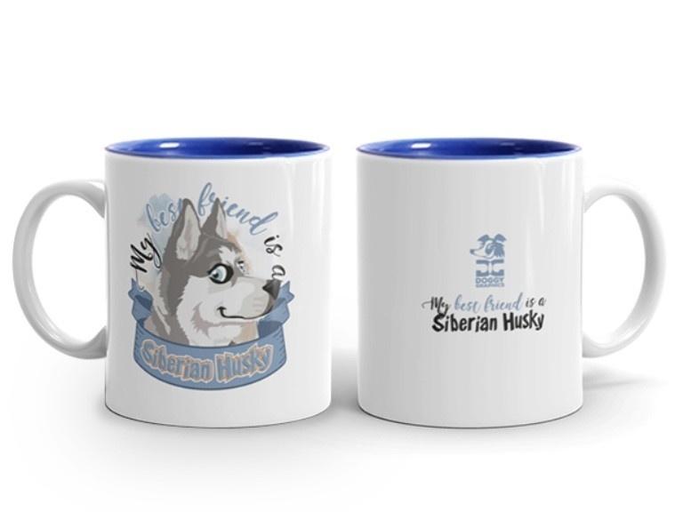 Doggygraphics DG mok best friend Siberian Husky