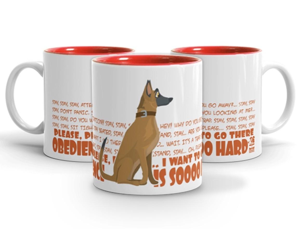 Doggygraphics DG mok sports obedience