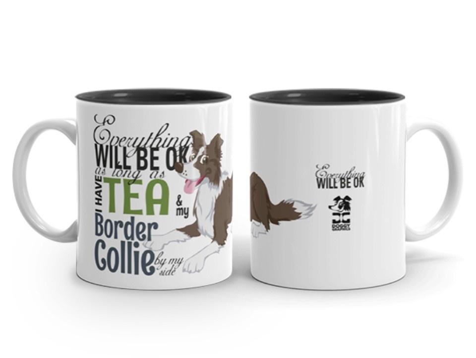 Doggygraphics DG mok BC brown and tea