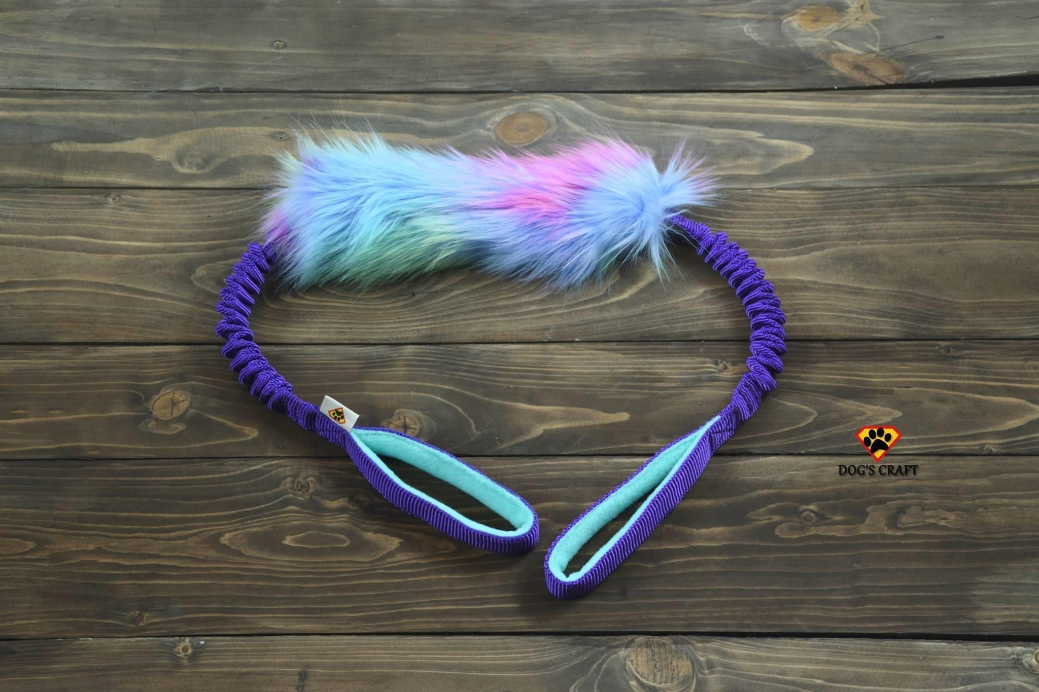 Dog's Craft Dog's Craft Unicorn Fur Krab