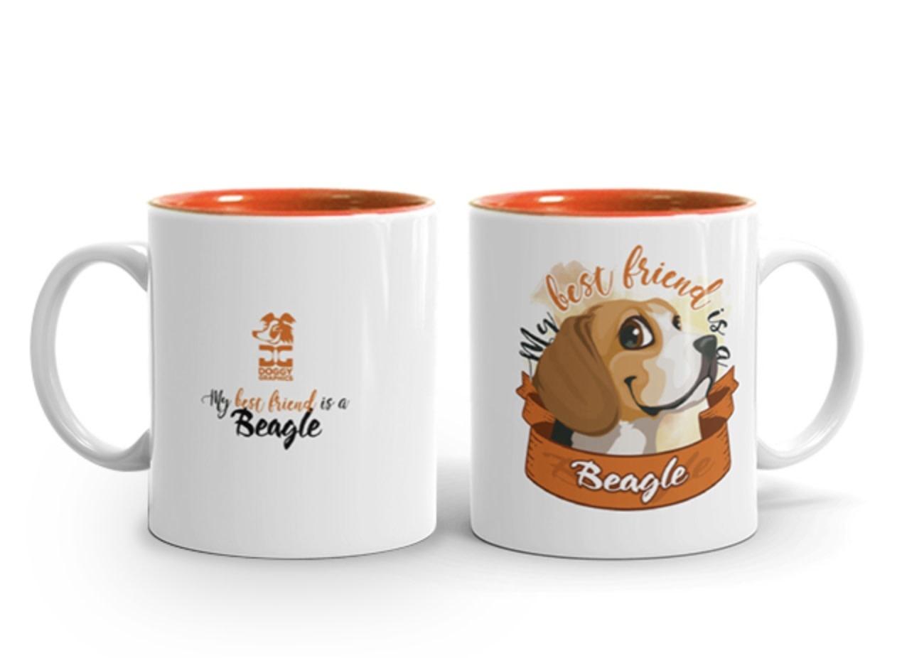 Doggygraphics DG mok best friend Beagle