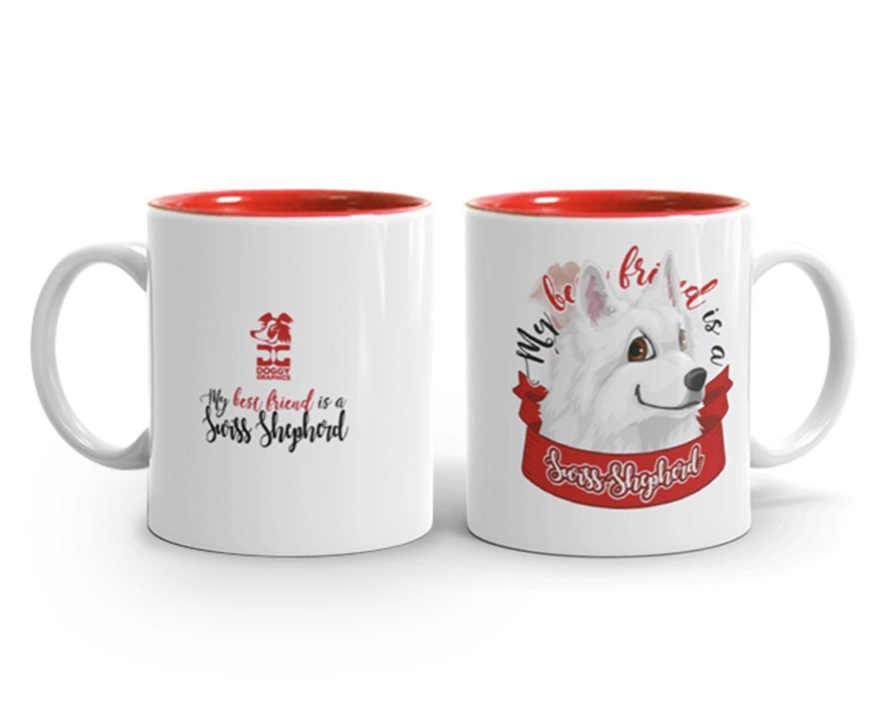 Doggygraphics DG mok best friend Swiss Shepherd