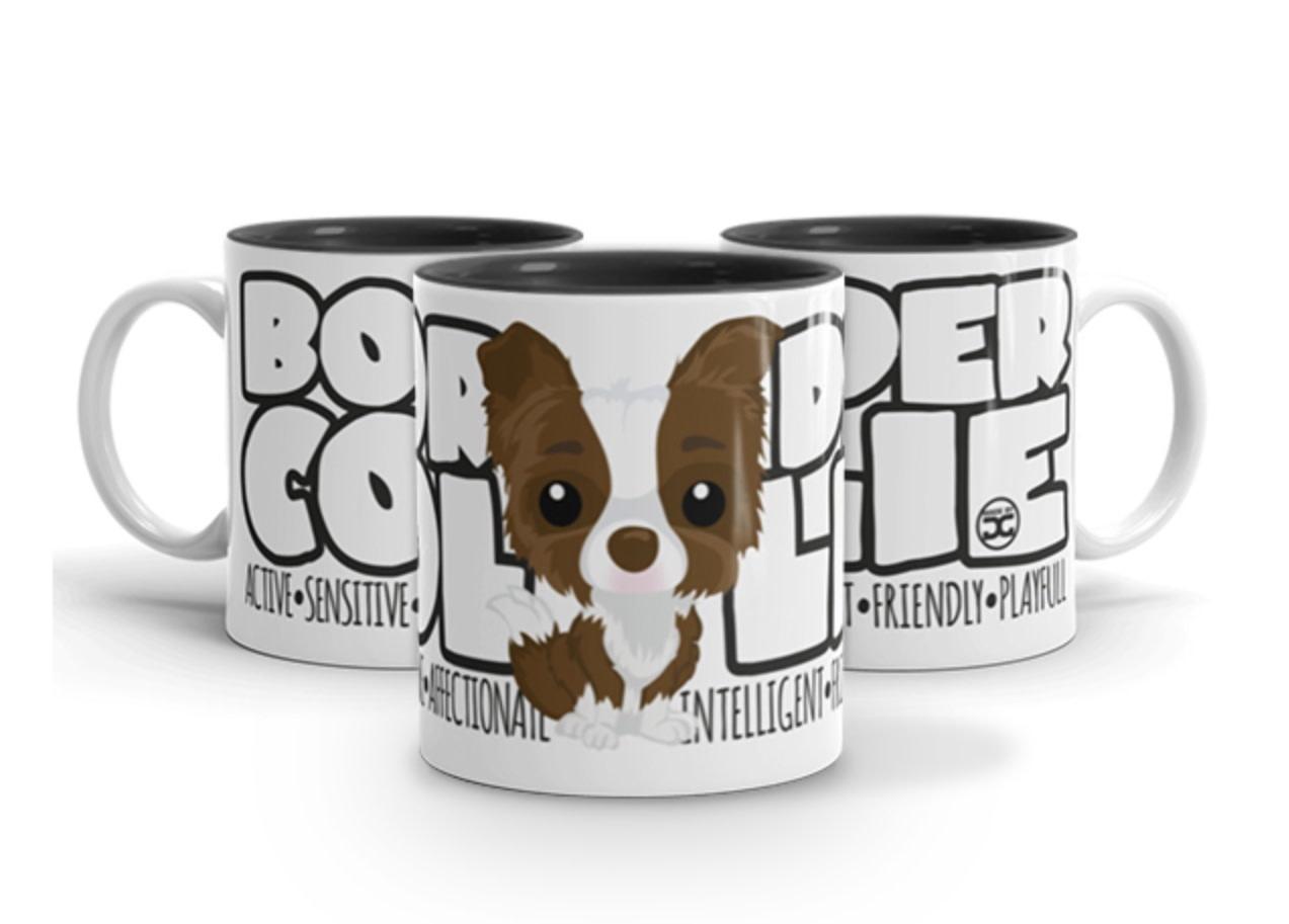 Doggygraphics DG mok bigheads BC bruin