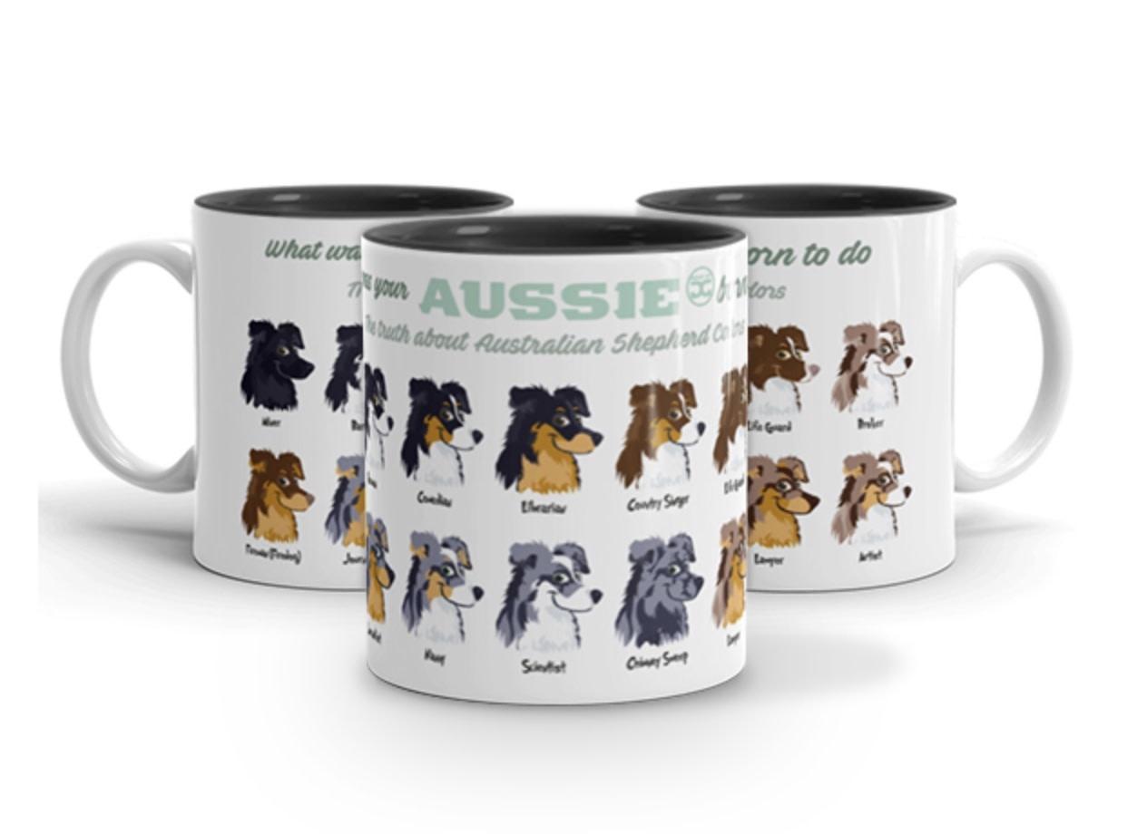 Doggygraphics DG mok Aussie all colours