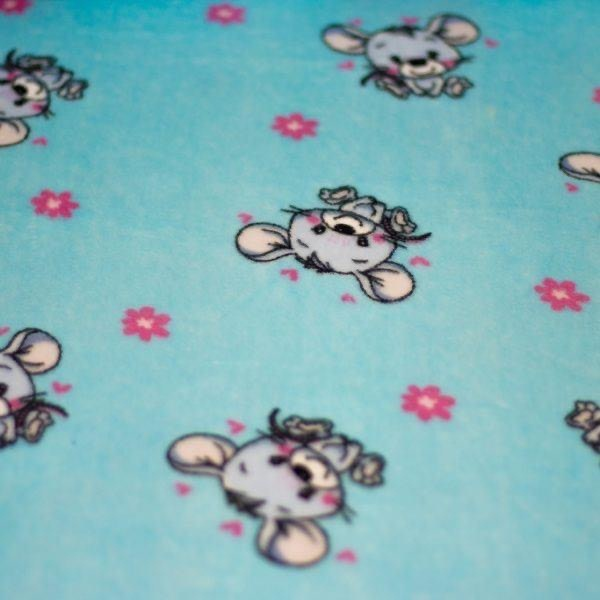 Bollie bed Bollie bed hondendeken Mouse Party