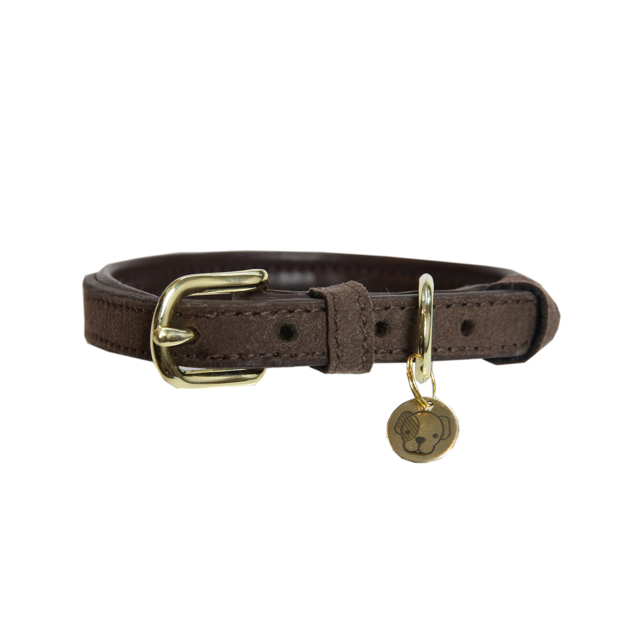 Kentucky Kentucky halsband Velvet Leather