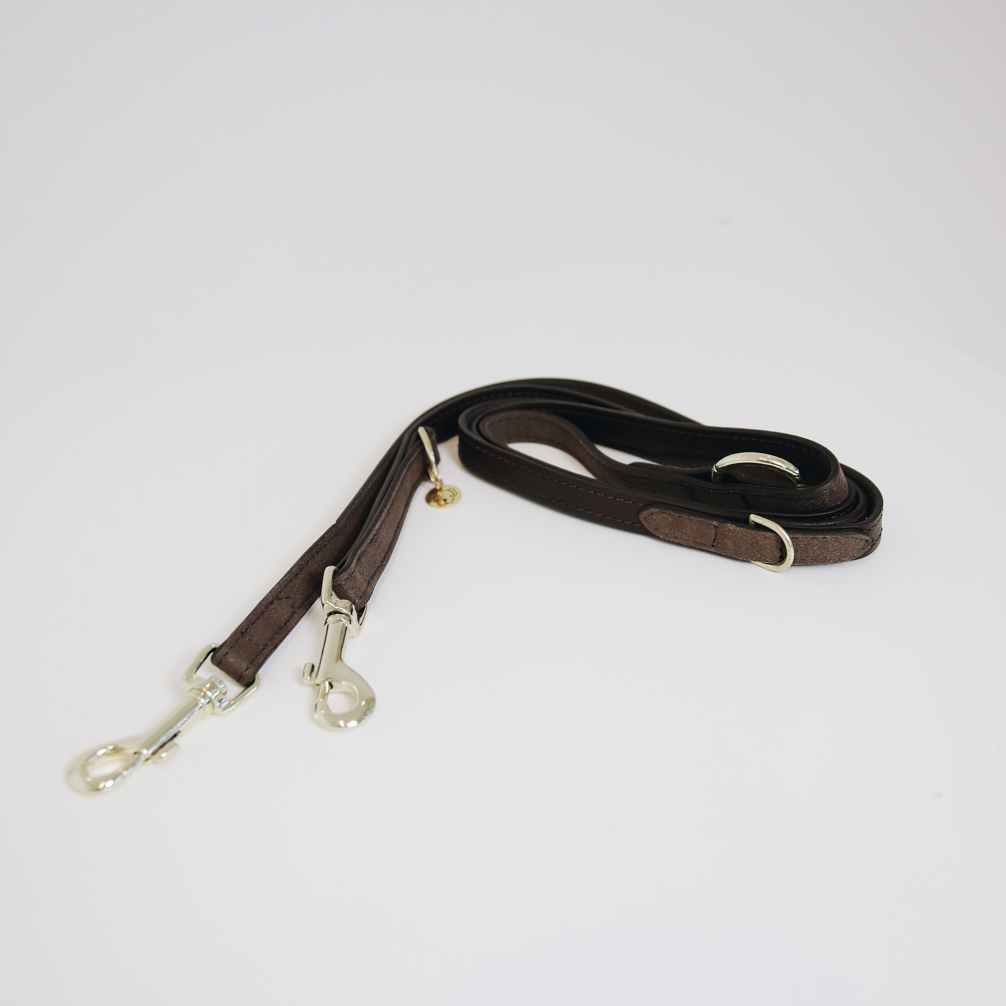 Kentucky Kentucky leiband Velvet leather verstelbaar 2m
