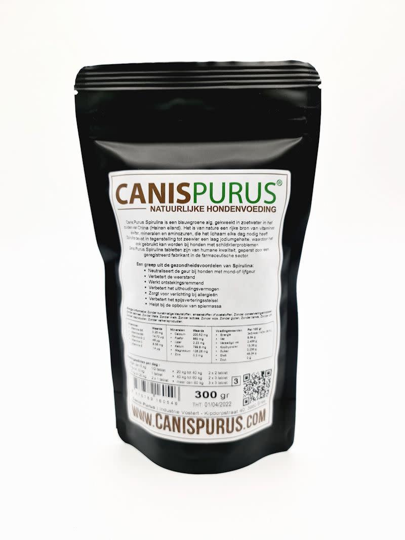 Canis Purus Canis Purus spirulina tabletten