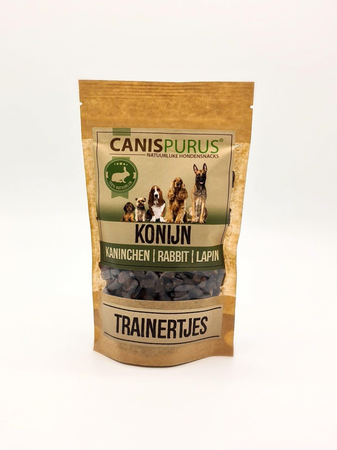 Canis Purus Canis Purus trainertjes konijn 1 kg