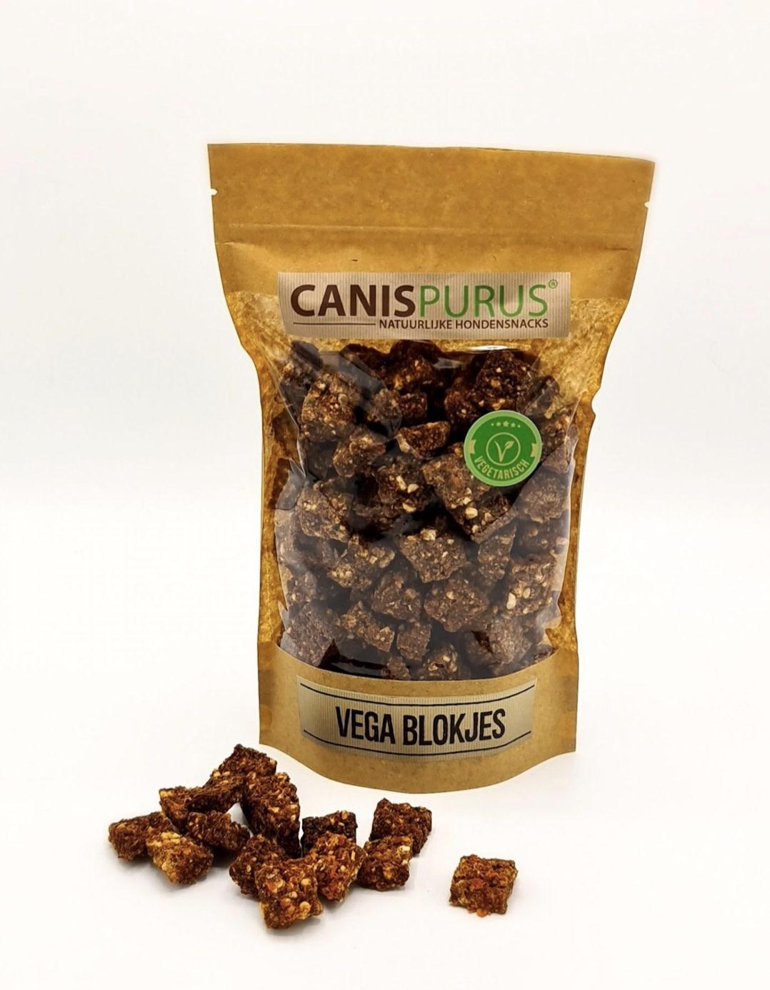 Canis Purus Canis Purus vega blokjes 200 gr