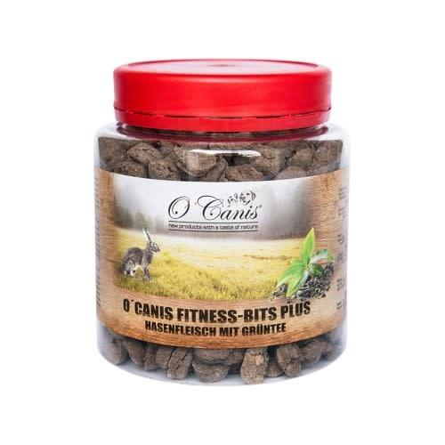 O Canis Fitness-bits haas met groene thee 300 gr