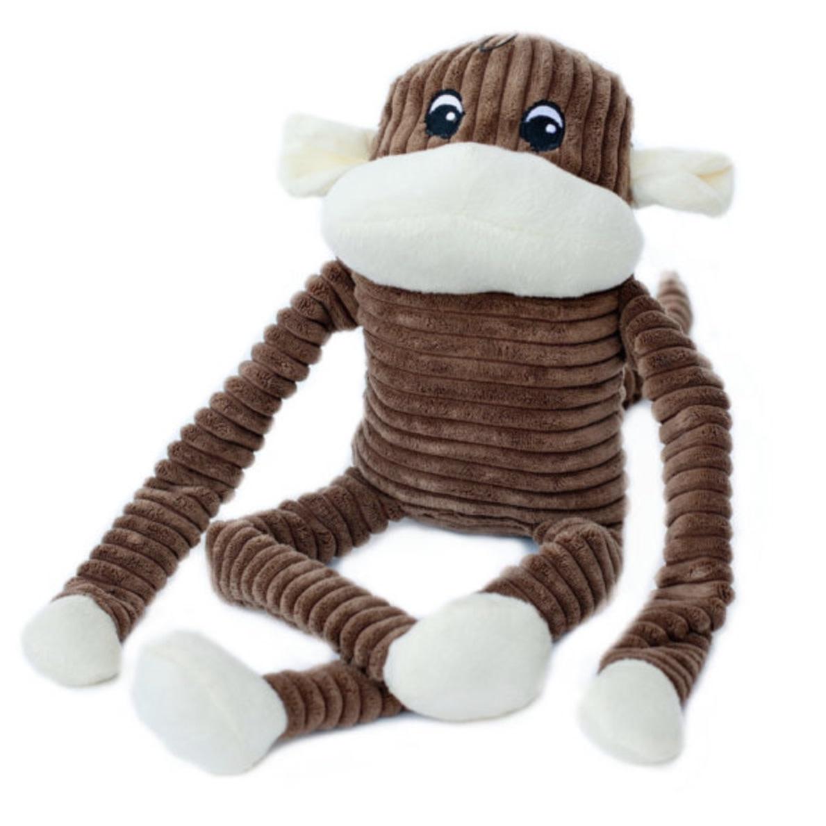 Zippypawz Spencer the Crinkle Monkey XL