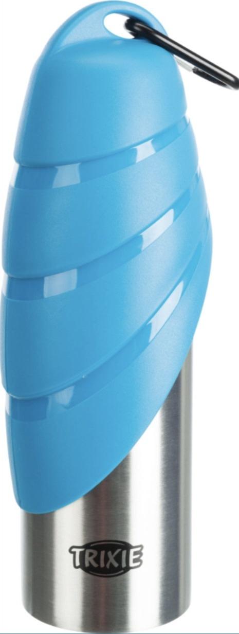 Trixie Trixie waterdispenser voor onderweg 750ml