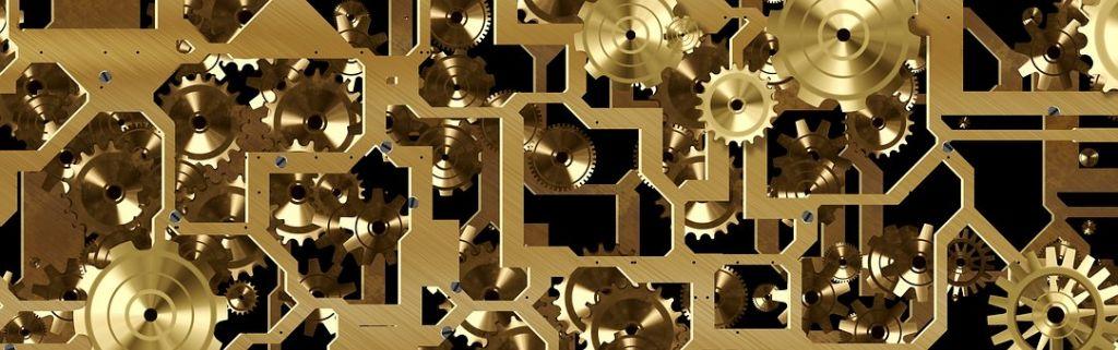 Wandklokken Modern Design Pendulum