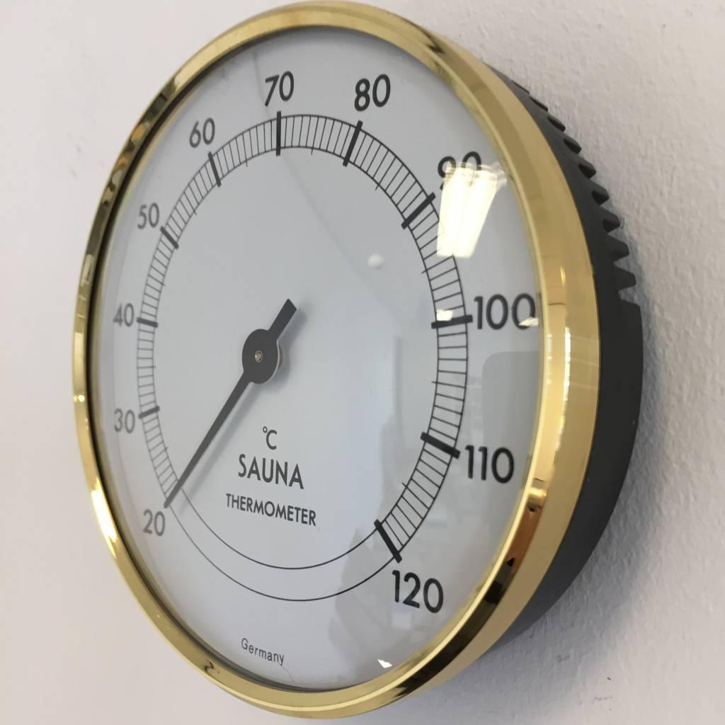 NiceTime Sauna Thermometer, Ø 162mm