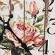 NiceTime Wandklok Love & Roses