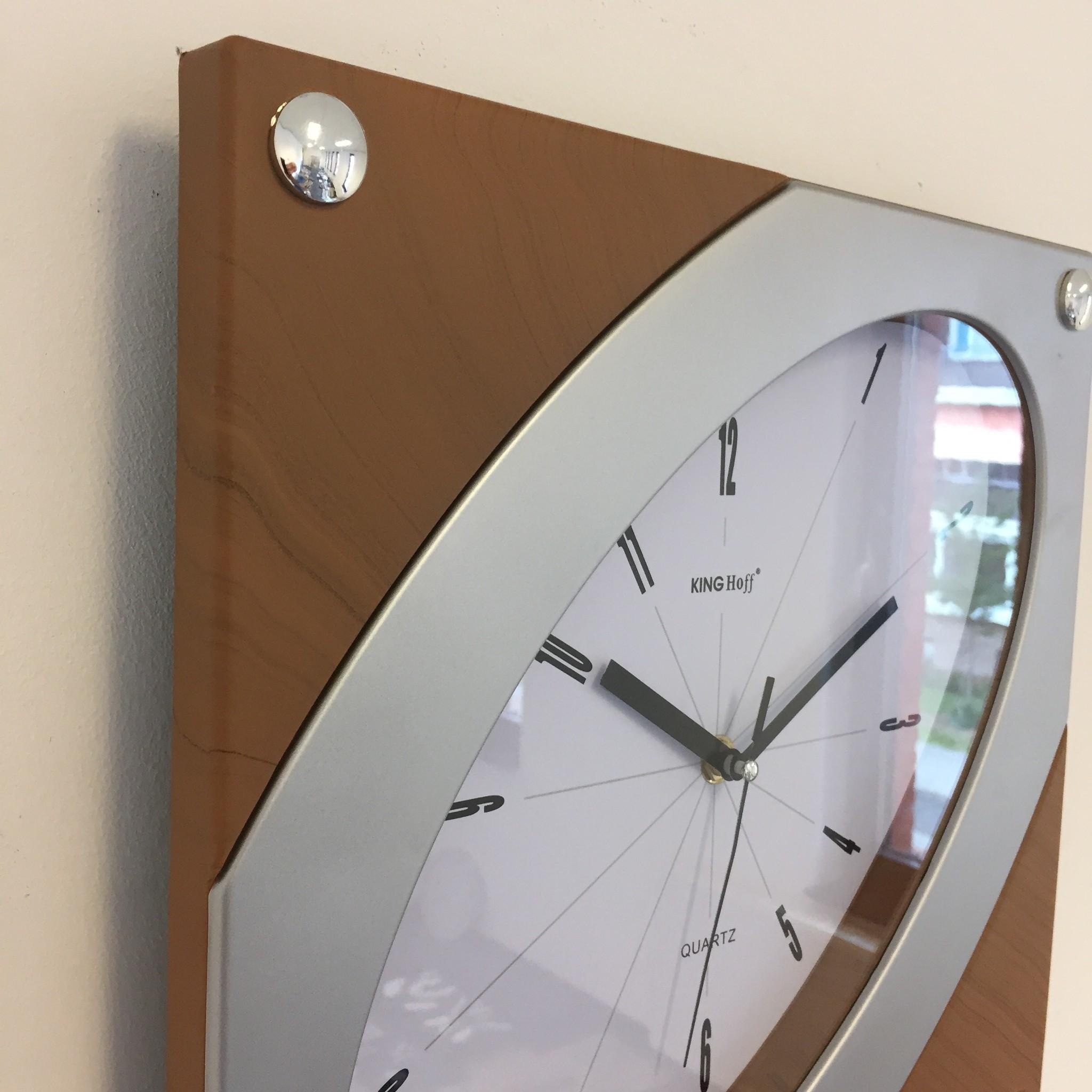 NiceTime Wandklok DIAGONAAL Modern Design