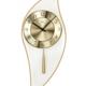 Atlanta gouden slinger klok