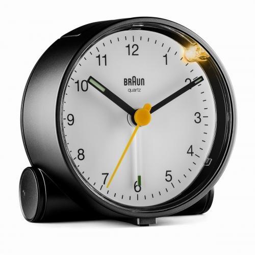 Braun Alarm klok