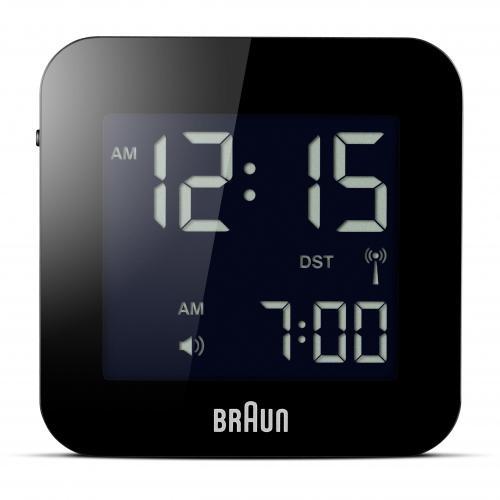 Braun Braun Alarm klok