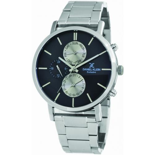 Heren horloge Black