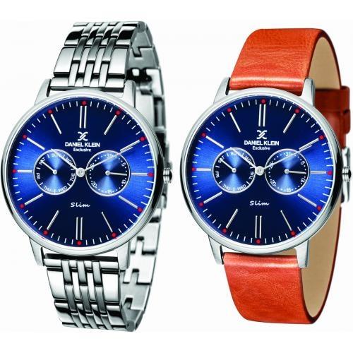 Heren horloge SLIM METAL
