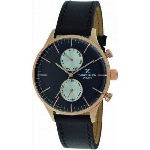 Heren horloge Sioux Black