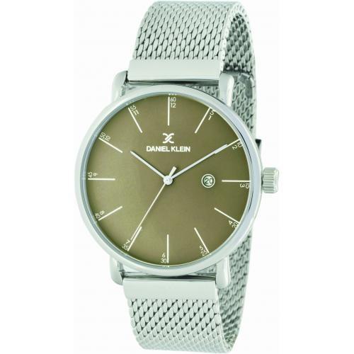 Heren horloge Silver