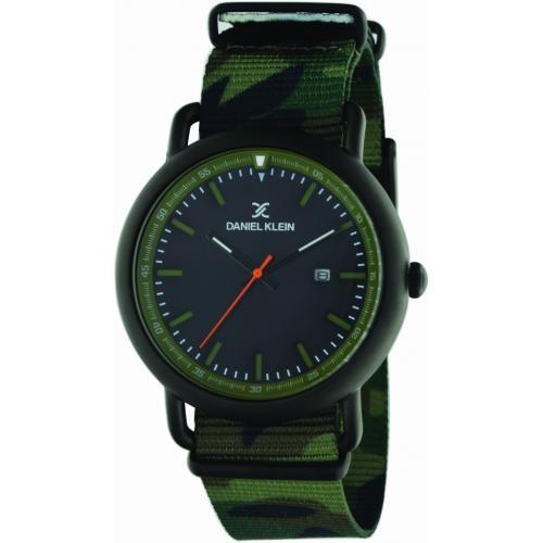 Heren horloge  Camouflage