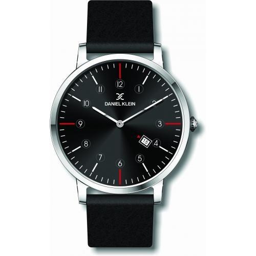 Heren horloge DYNAMICS  BLACK