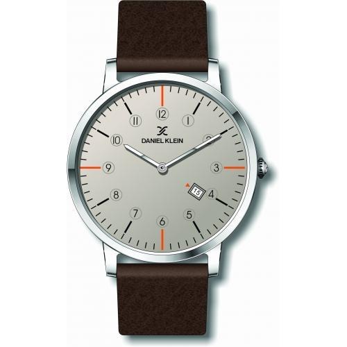 Heren horloge DYNAMICS ORANGE