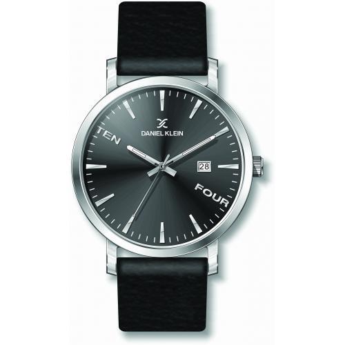 Heren horloge FOUR BLACK
