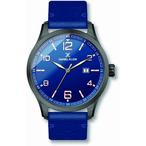 Heren horloge RACING BLUE